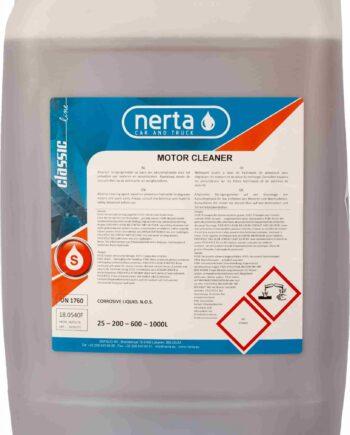 NERTA MOTOR CLEANER 25LT