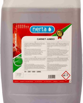 CARNET JUMBO 25LT- ULTRA HEAVY DUTY CLEANER SHAMPOO