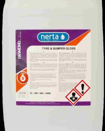 NERTA TYRE & BUMPER GLOSS 5LT